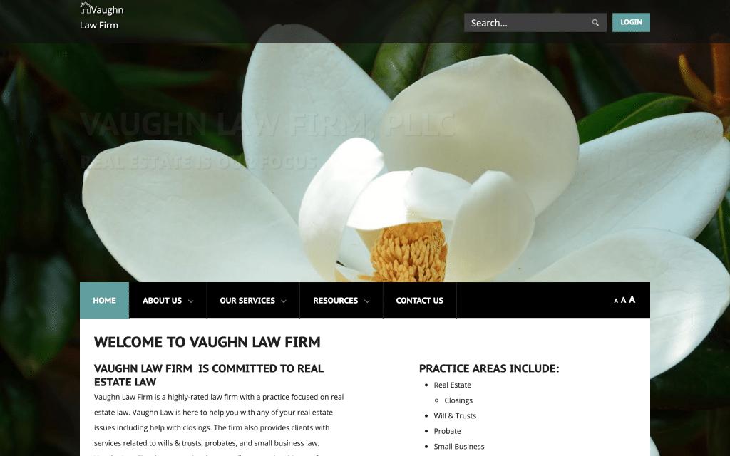 Vaughn Law Firm, Petal, Mississippi